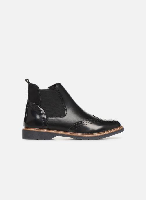 Boots en enkellaarsjes S.Oliver Alexa Zwart achterkant