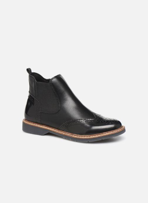 Ankelstøvler S.Oliver Alexa Sort detaljeret billede af skoene