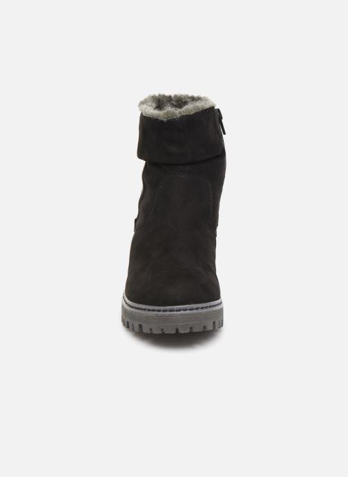 Bottines et boots S.Oliver Mia Noir vue portées chaussures