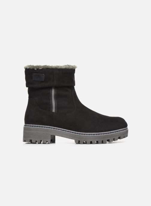 Bottines et boots S.Oliver Mia Noir vue derrière