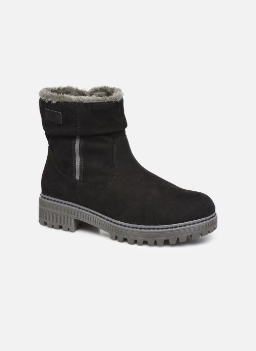 Bottines et boots S.Oliver Mia Noir vue détail/paire