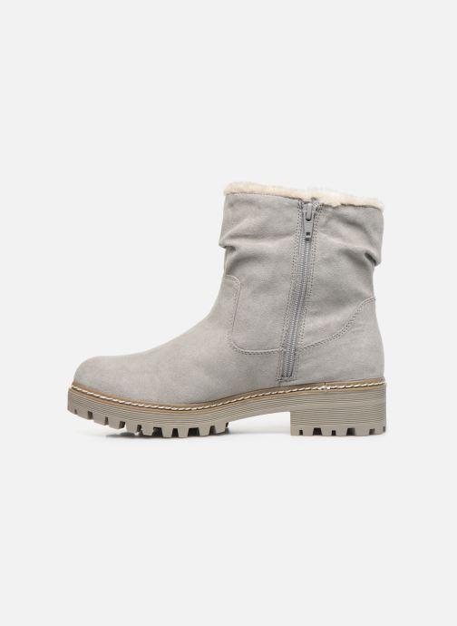 Bottines et boots S.Oliver Mia Gris vue face