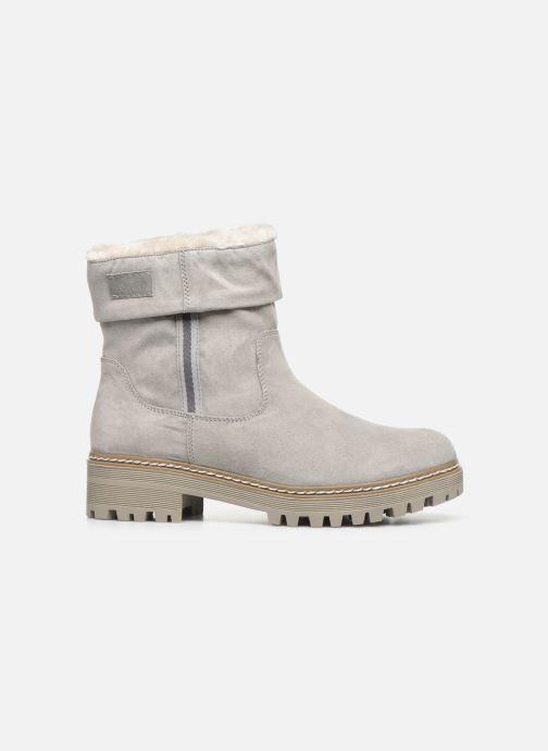 Bottines et boots S.Oliver Mia Gris vue derrière