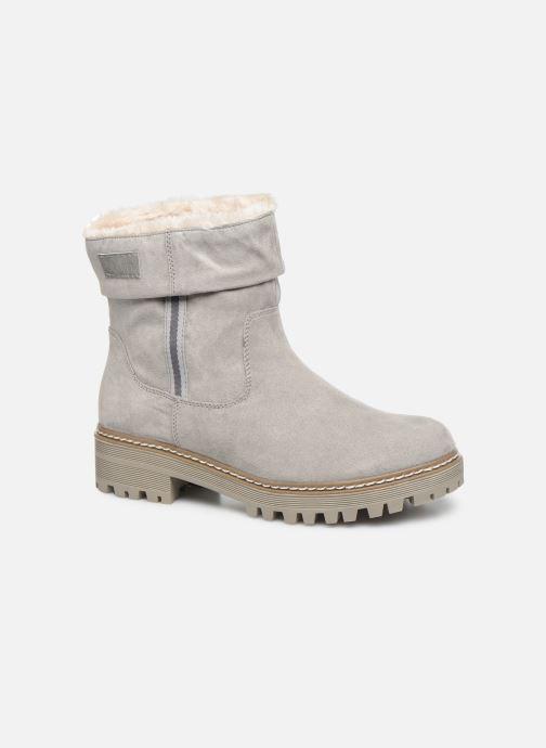 Bottines et boots S.Oliver Mia Gris vue détail/paire