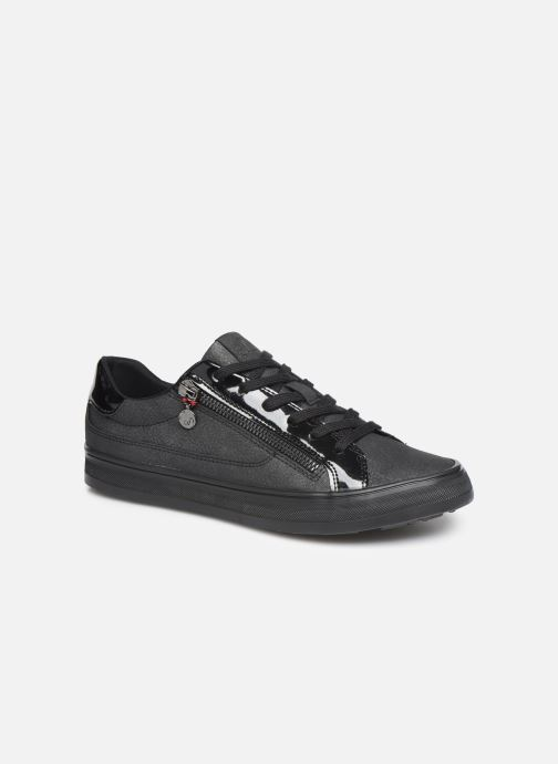 Trainers S.Oliver Sacha W Grey detailed view/ Pair view