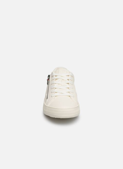 Baskets S.Oliver Sacha W Blanc vue portées chaussures