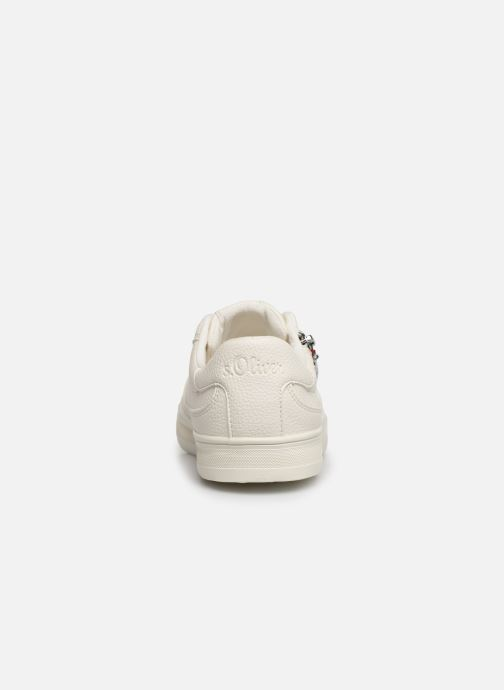 Sneakers S.Oliver Sacha W Wit rechts
