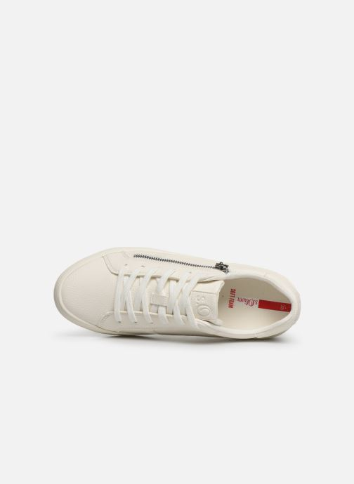Sneakers S.Oliver Sacha W Wit links