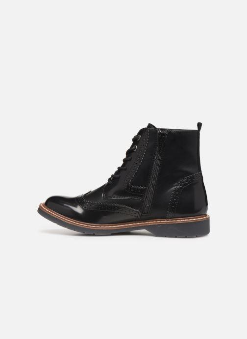 Boots en enkellaarsjes S.Oliver Oriana Zwart voorkant