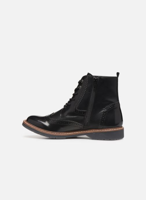 Bottines et boots S.Oliver Oriana Noir vue face