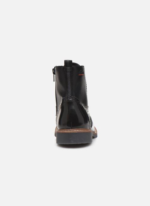 Bottines et boots S.Oliver Oriana Noir vue droite