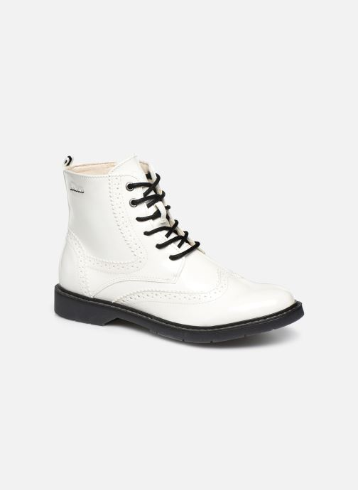 Ankle boots S.Oliver Oriana White detailed view/ Pair view