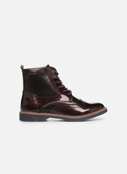 Bottines et boots S.Oliver Sara Bordeaux vue derrière