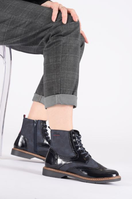 Boots en enkellaarsjes S.Oliver Sara Blauw onder