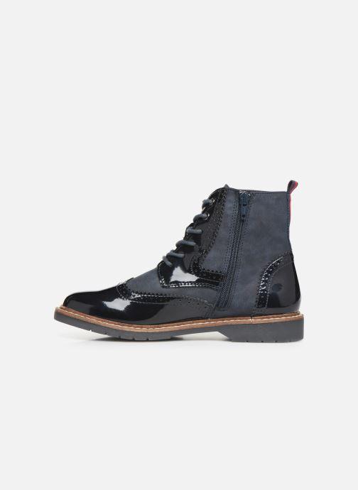 Boots en enkellaarsjes S.Oliver Sara Blauw voorkant