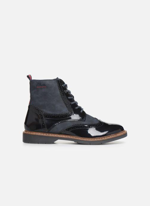 Boots en enkellaarsjes S.Oliver Sara Blauw achterkant