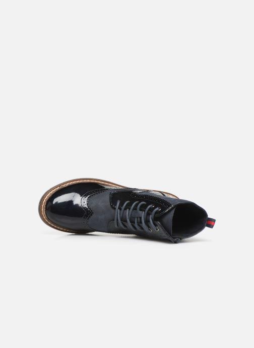 Boots en enkellaarsjes S.Oliver Sara Blauw links