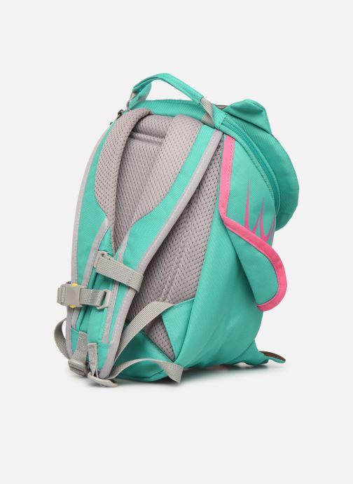 Sacs à dos Affenzahn Olivia Owl Small Backpack 17*11*25 cm Bleu vue droite