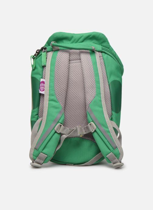 Sacs à dos Affenzahn Finn Frog Small Backpack 17*11*25 cm Vert vue face
