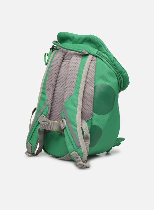 Sacs à dos Affenzahn Finn Frog Small Backpack 17*11*25 cm Vert vue droite