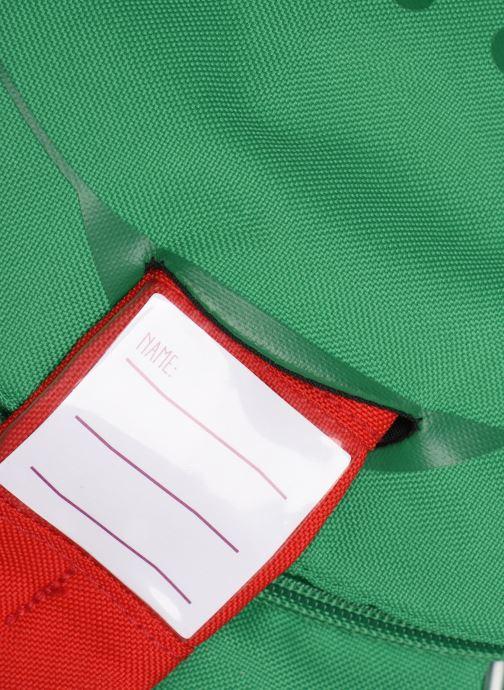 Sacs à dos Affenzahn Finn Frog Small Backpack 17*11*25 cm Vert vue gauche