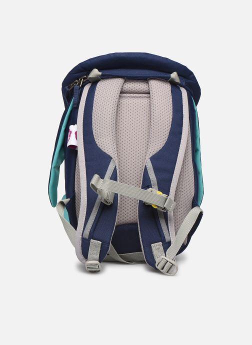 Sacs à dos Affenzahn Oliver Octopus Small Backpack 17*11*25 cm Bleu vue face