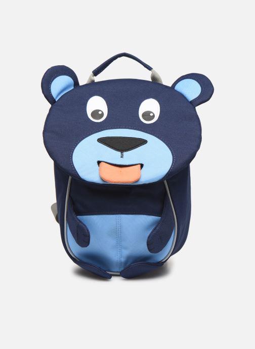 Sacs à dos Affenzahn Bobo Bear Small Backpack 17*11*25 cm Bleu vue détail/paire
