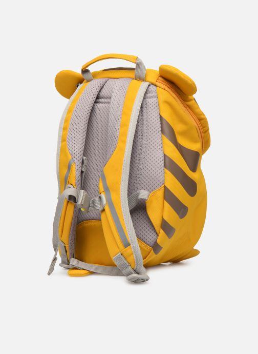 Sacs à dos Affenzahn Timmy Tiger Small Backpack 17*11*25 cm Jaune vue droite