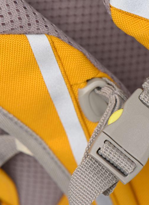 Sacs à dos Affenzahn Timmy Tiger Small Backpack 17*11*25 cm Jaune vue gauche