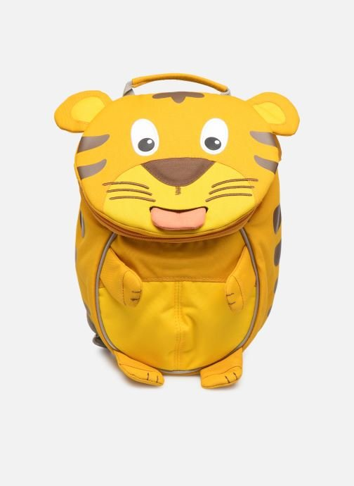 Sacs à dos Affenzahn Timmy Tiger Small Backpack 17*11*25 cm Jaune vue détail/paire
