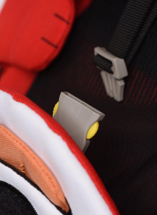 Schooltassen Affenzahn Fiete Fox Large Backpack 20*12*31 cm Rood links