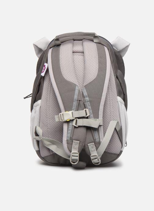 Scolaire Affenzahn Dylan Dog Large Backpack 20*12*31 cm Gris vue face