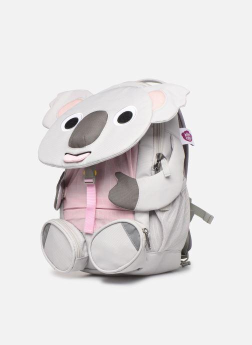 Scolaire Affenzahn Kimi Koala Large Backpack 20*12*31 cm Gris vue portées chaussures