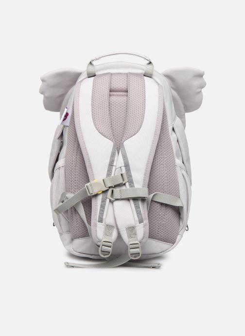 Schooltassen Affenzahn Kimi Koala Large Backpack 20*12*31 cm Grijs voorkant