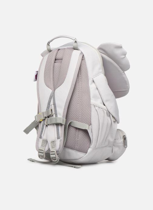 Schooltassen Affenzahn Kimi Koala Large Backpack 20*12*31 cm Grijs rechts