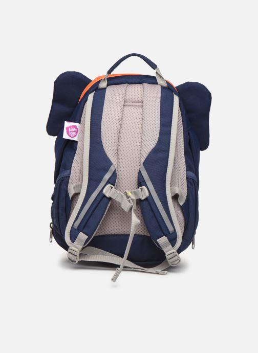 Scolaire Affenzahn Elias Elephant Large Backpack 20*12*31 cm Bleu vue face