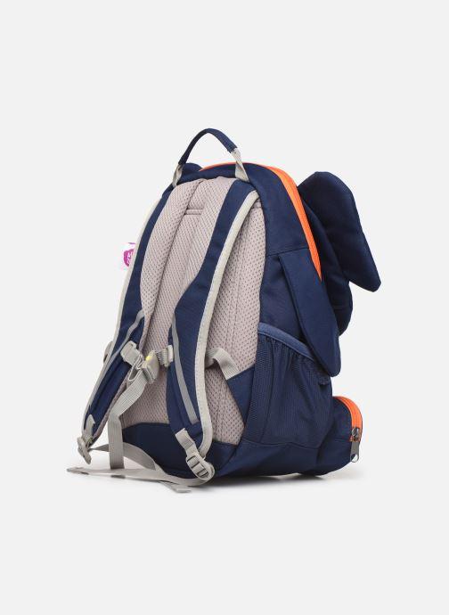 Scolaire Affenzahn Elias Elephant Large Backpack 20*12*31 cm Bleu vue droite