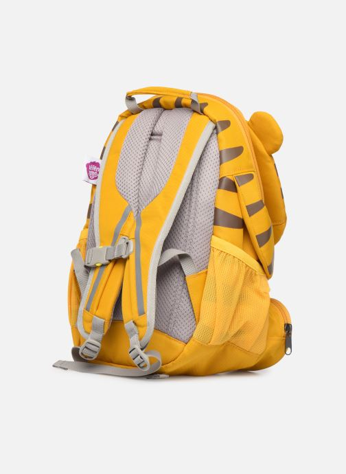 Scolaire Affenzahn Theo Tiger Large Backpack 20*12*31 cm Jaune vue droite