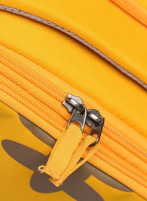Bagages Affenzahn Timmy Tiger Suitcase 30*16,5*40cm Jaune vue gauche