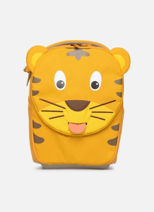 Bagages Affenzahn Timmy Tiger Suitcase 30*16,5*40cm Jaune vue détail/paire