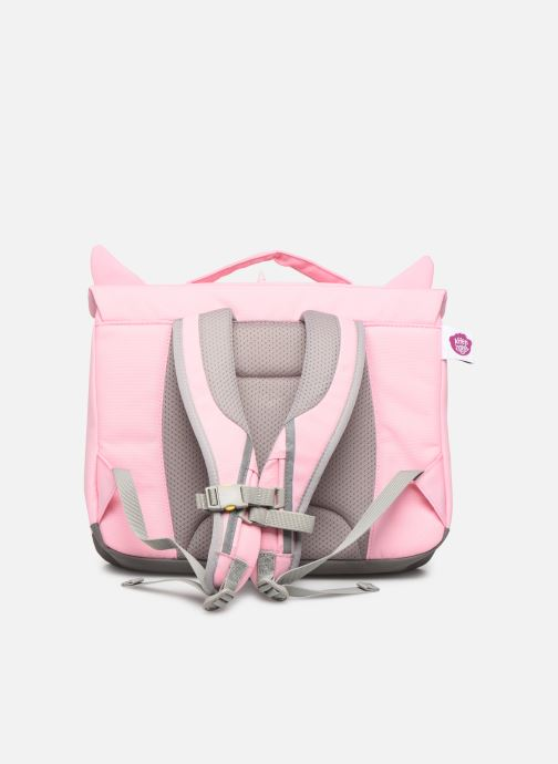 Scolaire Affenzahn Ulrike Unicorn Cartable Rose vue face