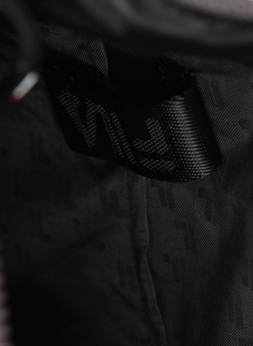 Sacs à dos FILA Soft Cube Backpack Frosted PU -3D Mesh Gris vue derrière