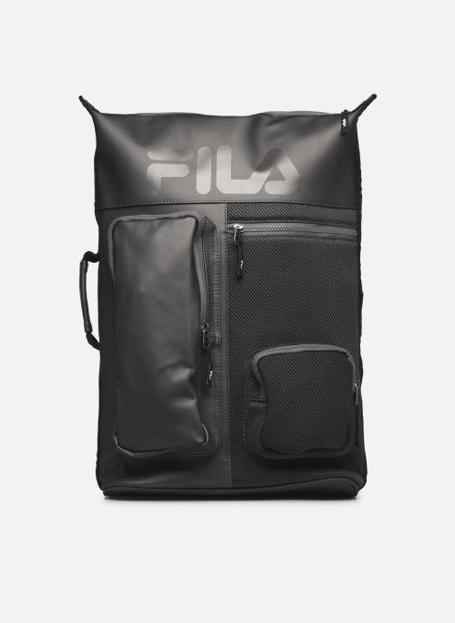 Sacs à dos FILA Soft Cube Backpack Frosted PU -3D Mesh Gris vue détail/paire