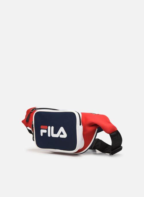 Pelletteria FILA Waist Bag Scuba Multicolore modello indossato