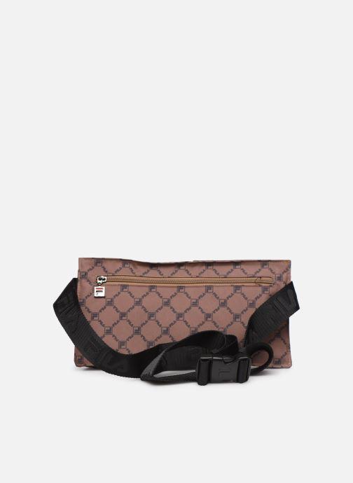 Marroquinería pequeña FILA Waist Bag New Twist Marrón vista de frente