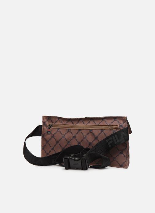 Marroquinería pequeña FILA Waist Bag New Twist Marrón vista lateral derecha