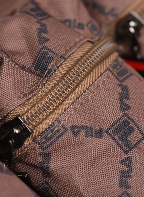 Petite Maroquinerie FILA Waist Bag New Twist Marron vue gauche