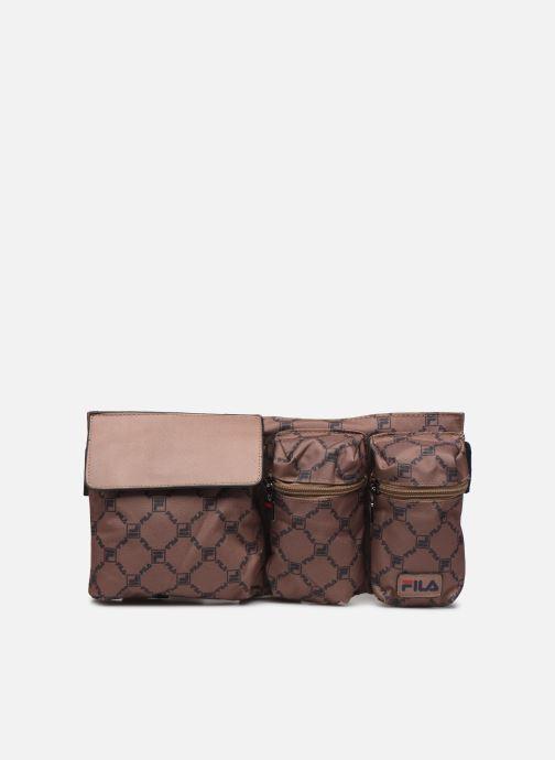 Petite Maroquinerie FILA Waist Bag New Twist Marron vue détail/paire