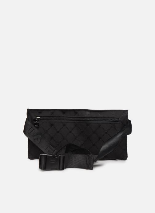Kleine lederwaren FILA Waist Bag New Twist Zwart voorkant