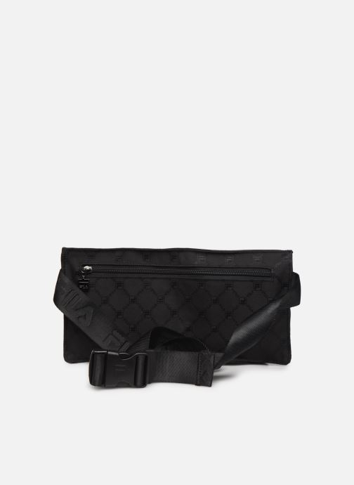 Petite Maroquinerie FILA Waist Bag New Twist Noir vue face
